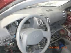 Панель приборов. Hyundai Accent
