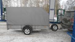 Снегоходный прицеп в прокат. Без водителя