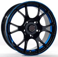 NZ Wheels F-43. 6.0x15, 5x100.00, ET40, ЦО 57,1 мм.