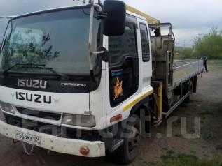Isuzu Forward. Продается грузовик isuzu Forward, 7 200 куб. см., 6 000 кг.