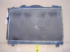 Радиатор охлаждения двигателя. Toyota Estima Hybrid, AHR10W Toyota Estima, AHR10 Двигатель 2AZFXE