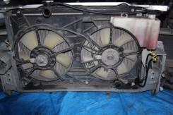 Вентилятор охлаждения радиатора. Toyota Ipsum, ACM21, ACM26 Toyota Picnic Verso, ACM20 Toyota Avensis Verso, ACM20 Двигатели: 2AZFE, 1AZFE