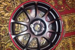 Black Racing. 6.5x16, 4x98.00, ET38