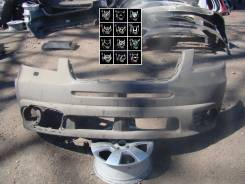Бампер передний Subaru Tribeca W10 57709XA02A 57704XA07A 04-14
