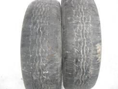 Bridgestone Dueler H/T D687. Летние, 2007 год, износ: 70%, 2 шт