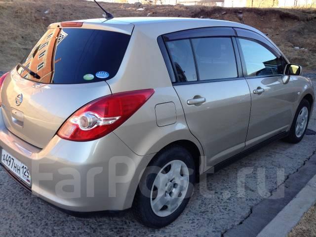 Nissan Tiida. вариатор, передний, 1.5 (109 л.с.), бензин, 145 000 тыс. км