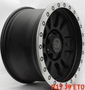 Black Rhino. 9.0x17, 5x150.00, ET0, ЦО 110,1мм.