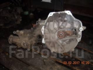 Механическая коробка переключения передач. Honda CR-V, RD5 Двигатель K20A