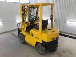 Nissan. Погрузчик вилочный , 1 500 куб. см., 1 500 кг.