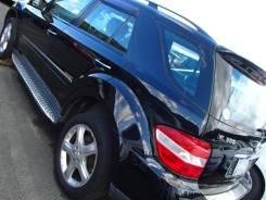 Задняя часть автомобиля. Mercedes-Benz M-Class, W164