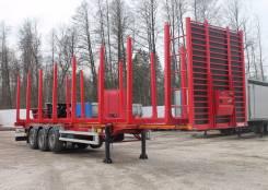 MEGA. Полуприцеп Сортиментовоз Mega новый, 30 000 кг. Под заказ
