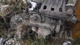 Двигатель. Nissan Cefiro
