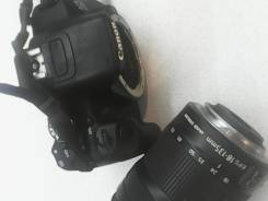 Canon EOS 650D. 20 и более Мп, зум: 14х и более