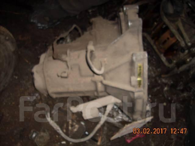 Механическая коробка переключения передач. Honda Accord Двигатели: A20A1, A20A2, A20A3, A20A4