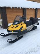 BRP Ski-Doo Tundra LT 550F. исправен, есть птс, с пробегом. Под заказ