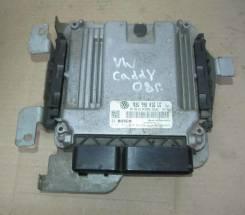 Блок управления двс. Volkswagen Caddy