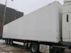 Krone SDK27. Полуприцеп фургон , 2007г. без пробега по Р. Ф., 39 000 кг.