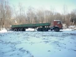 Камаз 5410. Тягач с полуприцепом, 3 000 куб. см., 25 000 кг.
