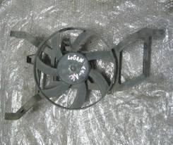 Вентилятор охлаждения радиатора. Renault Logan