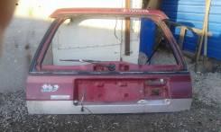 Дверь багажника. Toyota Sprinter Carib, AE95