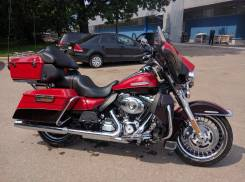 Harley-Davidson Touring Electra Glide Ultra Classic. 1 700 куб. см., исправен, птс, с пробегом