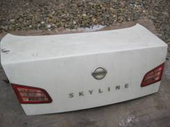Крышка багажника. Nissan Skyline, HV35, NV35 Двигатели: VQ30DD, VQ25DD