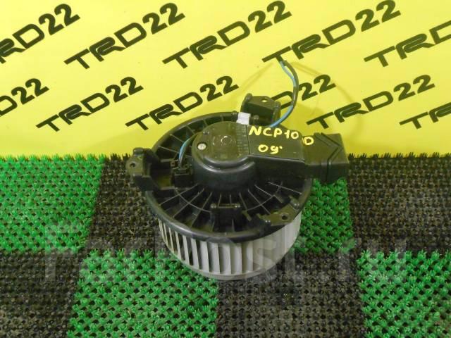 Мотор печки. Toyota: Ractis, ist, Belta, Vitz, Spade, Porte Двигатели: 1NRFE, 1NZFE, 2SZFE, 2ZRFE, 1KRFE, 2NZFE