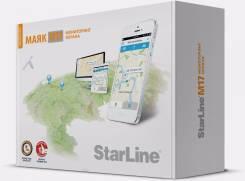 Starline M17 GPS Глонасс установка