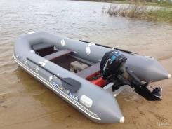 Skyboat 360RL. Год: 2016 год, длина 3,60м., двигатель подвесной, 15,00л.с., бензин