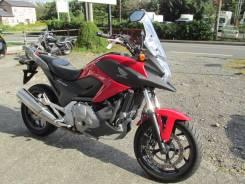 Мотоцикл Honda NC700XA