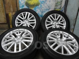 Продам Стильные колёса Nissan FUGA+Лето 225/55R17. 7.0x17 5x114.30 ET45