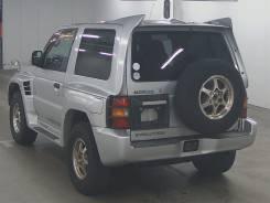 Обвес кузова аэродинамический. Mitsubishi Pajero Evolution