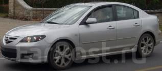 Mazda 3. BK3, Z6