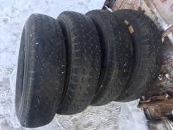 Dunlop SP LT 5. Всесезонные, 2005 год, износ: 20%, 4 шт