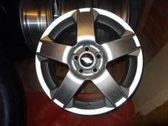 Chevrolet. 6.5x16, 5x108.00, ET39, ЦО 57,0мм.