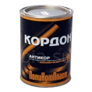 Кордон полимернобитумная защита днища под кисть 1 л Россия; 1 л