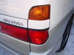 Стоп-сигнал. Toyota Granvia, KCH16W, KCH10, KCH16, RCH11 Toyota Grand Hiace, RCH11, KCH10, KCH16 Двигатели: 3RZFE, 1KZTE