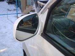 Зеркало заднего вида боковое. Toyota Granvia, KCH16W, KCH10, RCH11, KCH16 Toyota Grand Hiace, RCH11, KCH10, KCH16 Двигатели: 3RZFE, 1KZTE