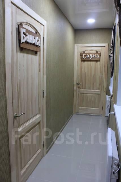 """Русская баня, сауна """"Алмаз"""" на БАМе"""