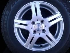 Dunlop Dufact DF5. 5.5x14, 4x100.00, ET48, ЦО 100,0мм.