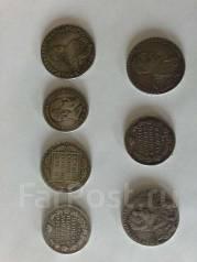 Монеты (копии хорошего качества) за все 2000руб.