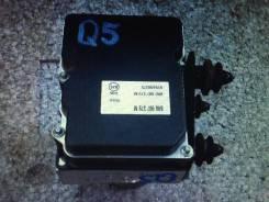 Блок abs. Audi Q5, 8RB, 8R Двигатели: CDNC, CALB, CNCD, CAHA, CNBC, CGLB, CHJA, CDUD, CTUC, CTVA, CCWA, CGLC, CDNB