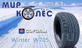 Goform W705. Зимние, без шипов, 2016 год, без износа, 4 шт