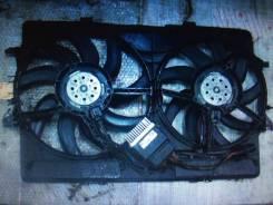 Вентилятор охлаждения радиатора. Audi Q5, 8R, 8RB Двигатели: CNCD, CDNC, CDNB, CDNB CNBC, CNBC