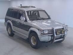 Mitsubishi Pajero. V43, 6G72