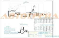 Стойка передняя TOYOTA CAMRY/WINDOM/LEXUS ES300 01-03 RH SAT ST-48510-80035