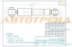 Амортизатор задний NISSAN QASHQAI/DUALIS 06- LH=RH SAT ST-E6210-JD75A