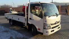 Hino Dutro. Продается грузовик с крановой установкой HINO Dutro, 4 000 куб. см., 3 000 кг.
