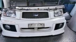 Ноускат. Subaru Forester, SG5