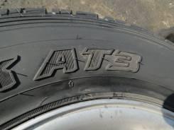 Dunlop Grandtrek AT3. Всесезонные, 2010 год, износ: 40%, 4 шт